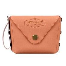 Women Girl Macaron Bow Serie Coin Purse Wallet Fashion Small Change Purses Ladies PU Leather Casual Money Case Storage Bag Women