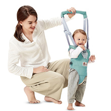 Beth Bear Baby Walking Learning Belt Walking Baby Walker Harness Assistant Toddler Leashes Strap Walker Stand Up Harnesses
