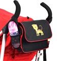 Acessórios Para Stoller Saco de fraldas Organizador Carrinho de Bebê Do Pram Do Bebê Carrinho de Bebê Saco de Armazenamento PVC Universal Cabide 70Z2405
