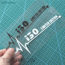 1 шт., наклейка с сердечком для автомобиля, Спортивная наклейка, оформление окон и дверей для hyundai i30 2012 2013, аксессуары для 2009