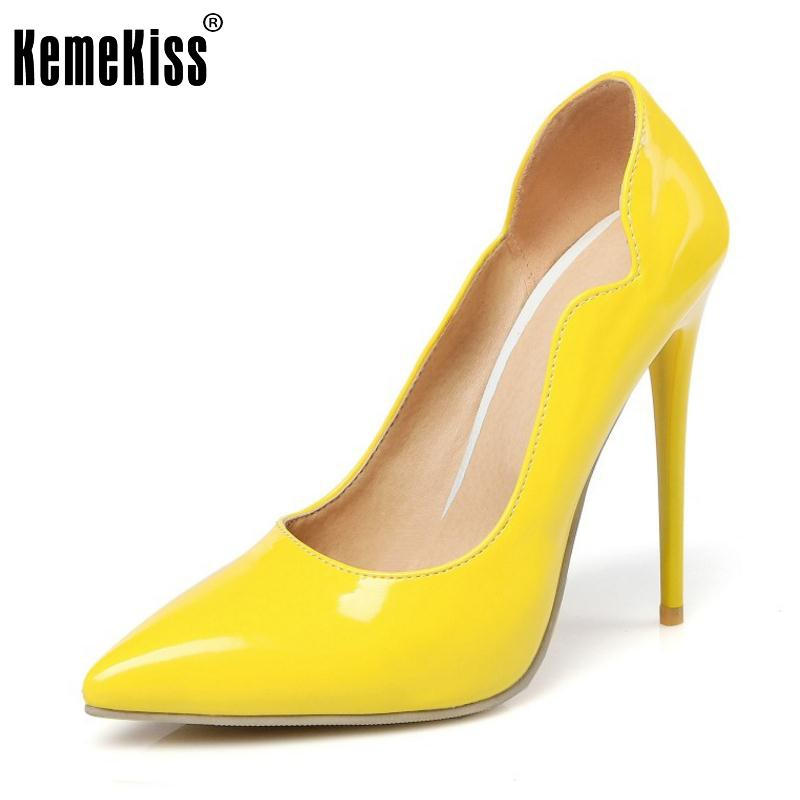 ФОТО 9 Colors Size 34-47 Sexy Shoes Woman High Heels Women Pumps Stiletto Thin Heel Woman Shoes Pointed Toe High Heels Wedding Shoes