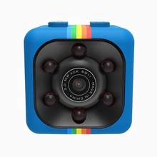 COP CAM Sicherheit Kamera Video Motion Detection 32 GB Karte SQ11 Mini Cam Blau(China)