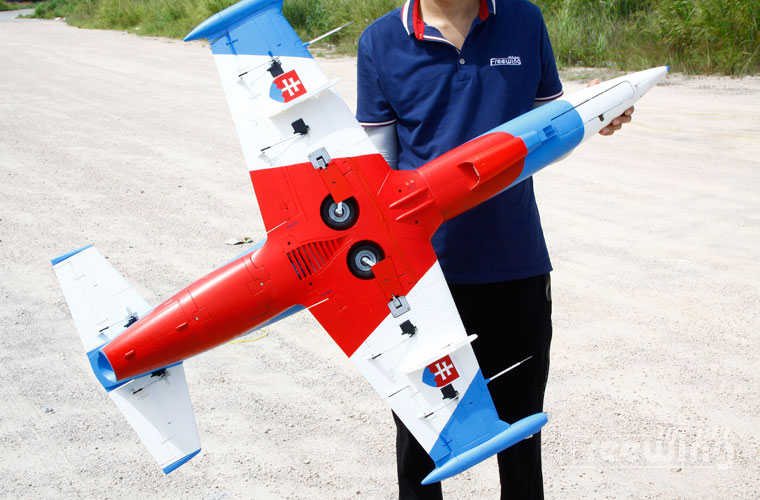 Freewing NEW Electric rc jet plane 80mm edf L-39 Albatros plane 6s PNP or kit Retractable airplane MODEL HOBBY