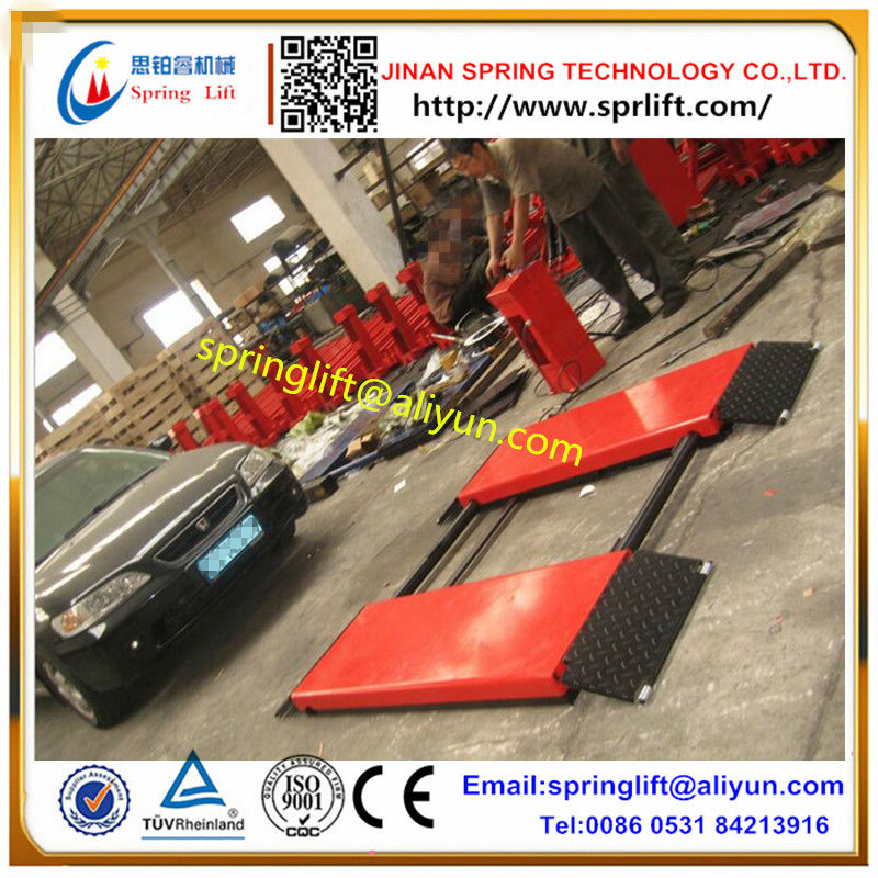 Us 1280 0 2019 Cheap Car Lift Machine Price Whole Sale Electric Car Lift Scissor Car Lift In Car Jacks From Automobiles Motorcycles On