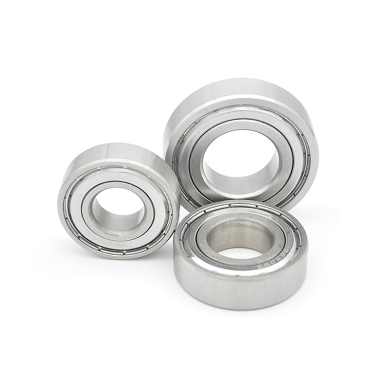 QINTIDES 304 stainless steel bearings miniature bearing good quality Mini bearings S629ZZ S608ZZ S609ZZ S628ZZ in Bearings from Home Improvement