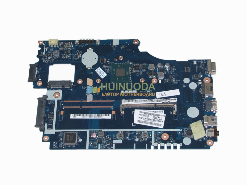 NOKOTION NBY4711002 NB.Y4711.002 For Acer aspire E1-510 E1-510-2500 Laptop Motherboard Z5WE3 LA-A621P CPU DDR3NOKOTION NBY4711002 NB.Y4711.002 For Acer aspire E1-510 E1-510-2500 Laptop Motherboard Z5WE3 LA-A621P CPU DDR3