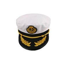 Винтажная темно-синяя кепка, плоская кепка, мужская шляпа, золотые листья, вышивка, кепка командира, моряка, логотип, шляпа, британские шапки военные IU640753