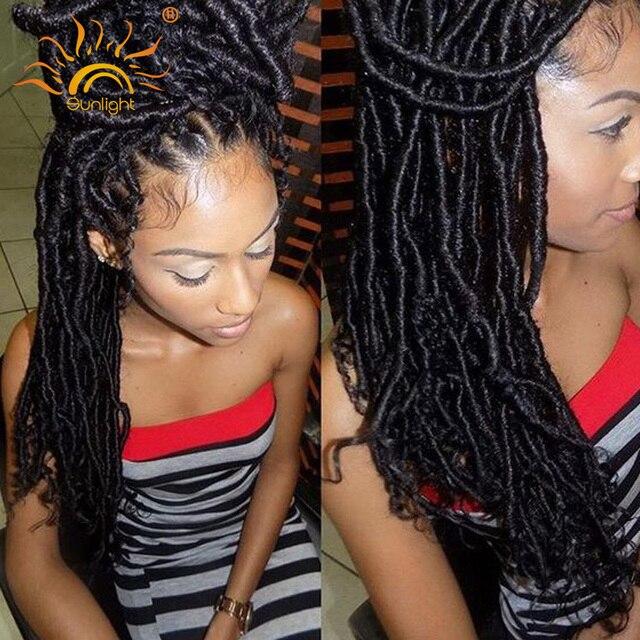 Dreadlocks Extensions Ombre Crochet Twist Hair 100g Faux