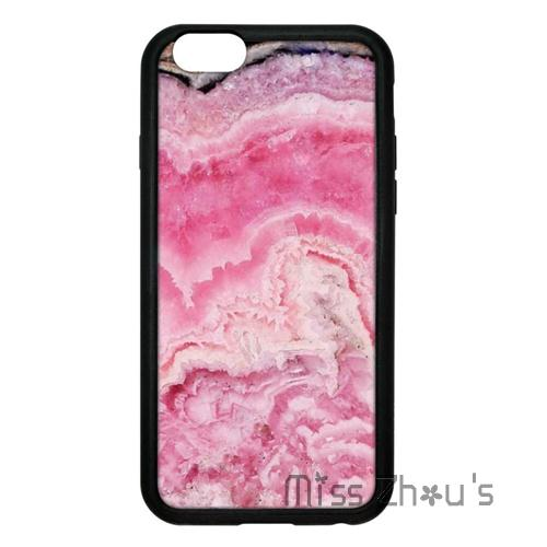 Для samsung galaxy mini s3/4/5/6/7 край плюс note2/3/4/5/7 мобильный телефон случаях крышка ручной рисунком case-розовый камень