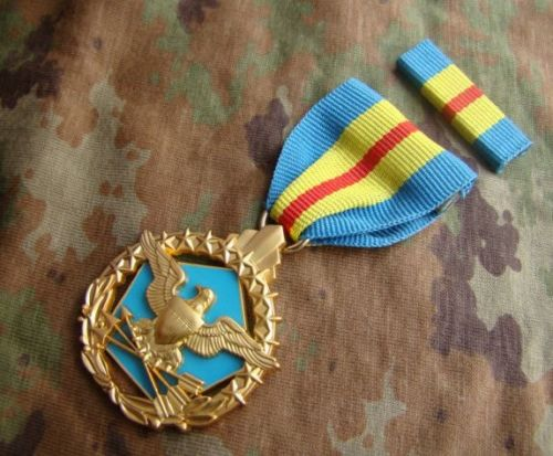 WW2 US ARMY DEPARTMENT OF DEFENSE DEFENSE SUPERIOR SERVICE FULL SIZE MEDAL World military Store