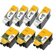 compatible For Kodak 30 Ink Cartridge XL for 30XL Printers ESP C315 C310 C110 C115 Hero