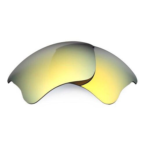 ab99fac1b9 Mryok + polarizado resistir agua reemplazo de lentes Oakley parche 2 gafas  de sol de titanio