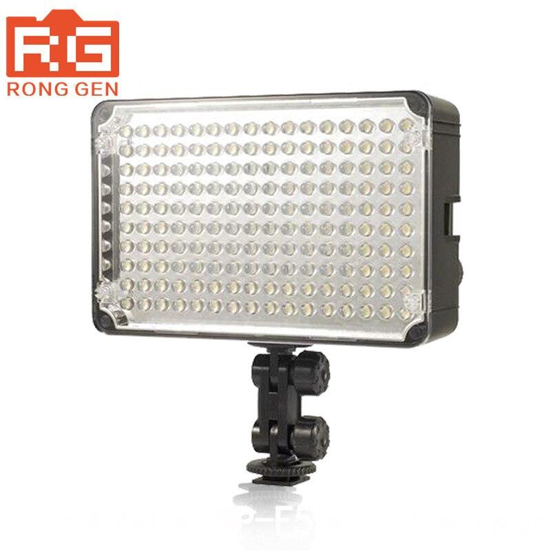 Aputure Amaran AL-H160 CRI95 + Amaran 160 LED Vidéo Lumière Sur Caméra LED Lumière