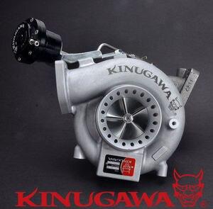 """Image 2 - Kinugawa شاحن توربيني 3 """"مكافحة ارتفاع TD05HR 20G 10.5T لميتسوبيشي EVO 9/صالح EVO 4 ~ 8"""