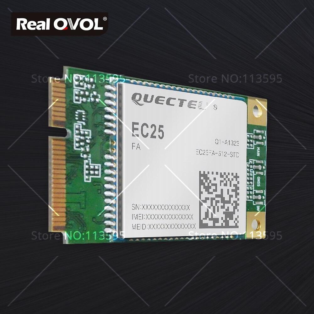 Quectel EC25-E AU/J/AF Multiple 4G Module Development Board Net Path PCIE Interface 7 MODEL SCM Suitable For A Variety Of Boards