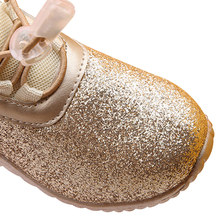 Girls Breathable Soft Sole Sneakers