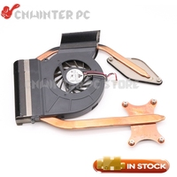 NOKOTION BA92 00501B 0M102706 For samsung NP R530 R530 R580 R780 Laptop cooking fan heatisink for intel with ATI gpu