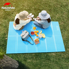 NatureHike Outdoor Ultralight Folding Mat PE Foam Cushion Camping Pinic Moistureproof Mattress Comfortable Sleeping Pads