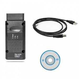 Image 5 - V 1,59 V 1,70 Version OP COM Auto Diagnose Werkzeug Scanner mit PIC18F458 chip OBD2 OP COM/OPCOM KÖNNEN BUS für Opel