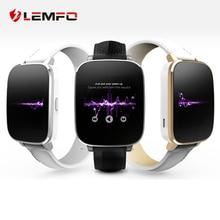 LEMFO LF10 Reloj Inteligente Para IOS Android Teléfono Snyc SMS de Control Del Ritmo Cardíaco apoyo Hebreo idioma Coreano reloj de la manera