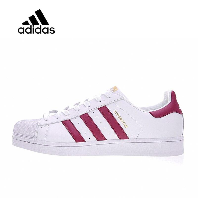 Original New Arrival Official Adidas Superstar Men's & Women's Classic Skateboarding Shoes Sport Sneakers Good Quality S81015 adidas superstar original mens