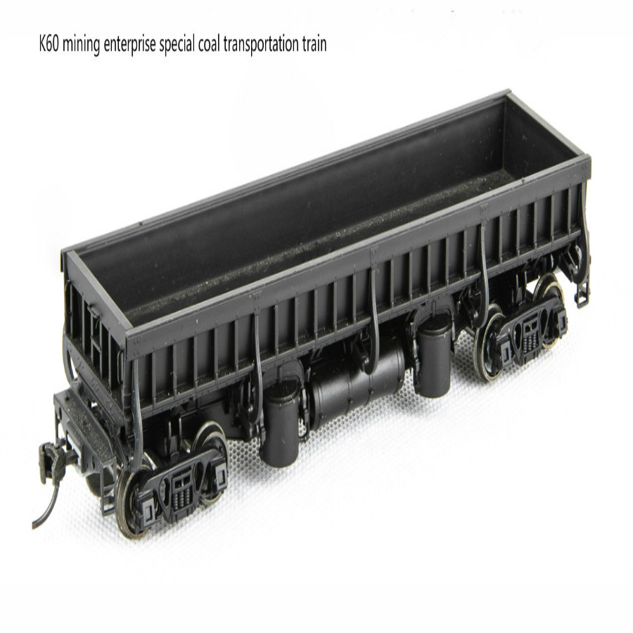 1:87 HO scale CMR train model KF60 ore trucks HO ratio for