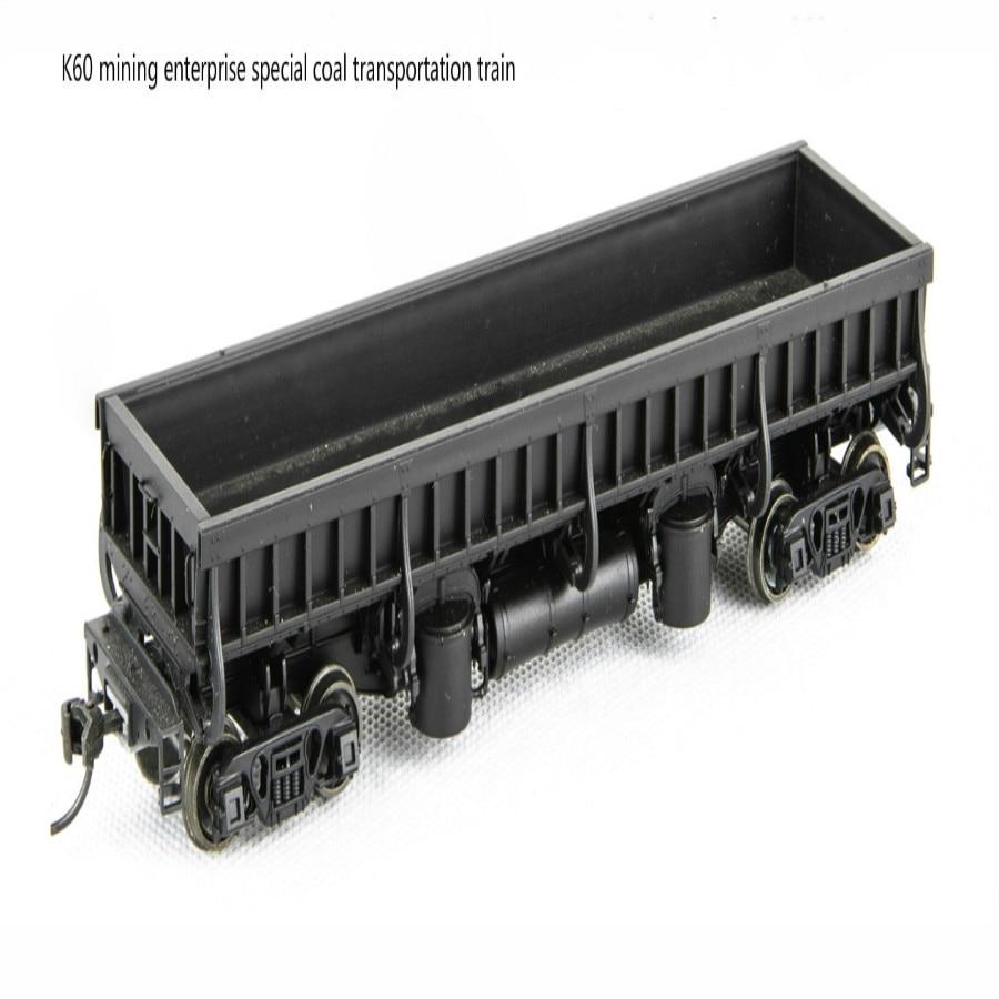 1: 87 HO échelle CMR train modèle KF60 camions de minerai HO ratio pour l'architecture kits de construction jouet