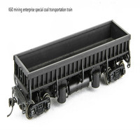 1:87 HO scale CMR train model KF60 ore trucks HO ratio for architecture building kits toy