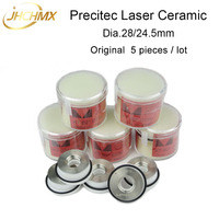 High Quality 5pcs Precitec Ceramic Same Original KTB2 CON P0571 1051 00001 Dia.28mm Nozzle Holder For Precitec Fiber Laser Head