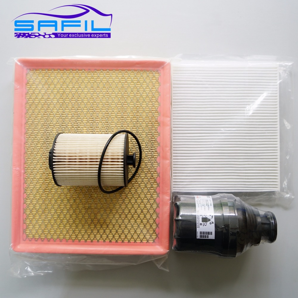 air filter cabin filter oil diesel filter for FOTON TOPLANDER 2 8T FP1119019001 180801900070 5266016 5264870
