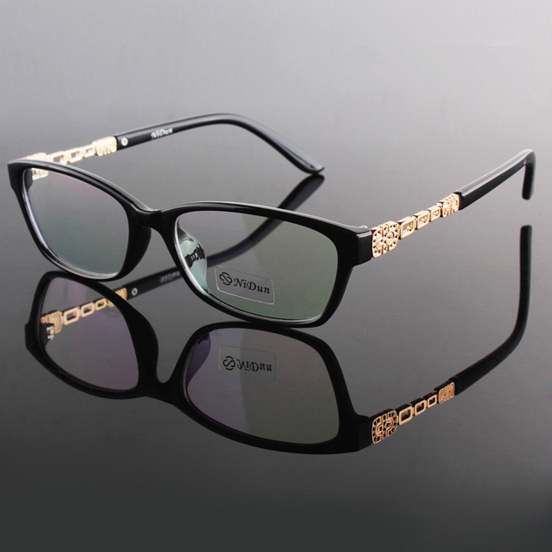 847dc549da Brand Design Tortoise Glasses Frame Women for Prescription Glasses-in Eyewear  Frames from Women s Clothing   Accessories