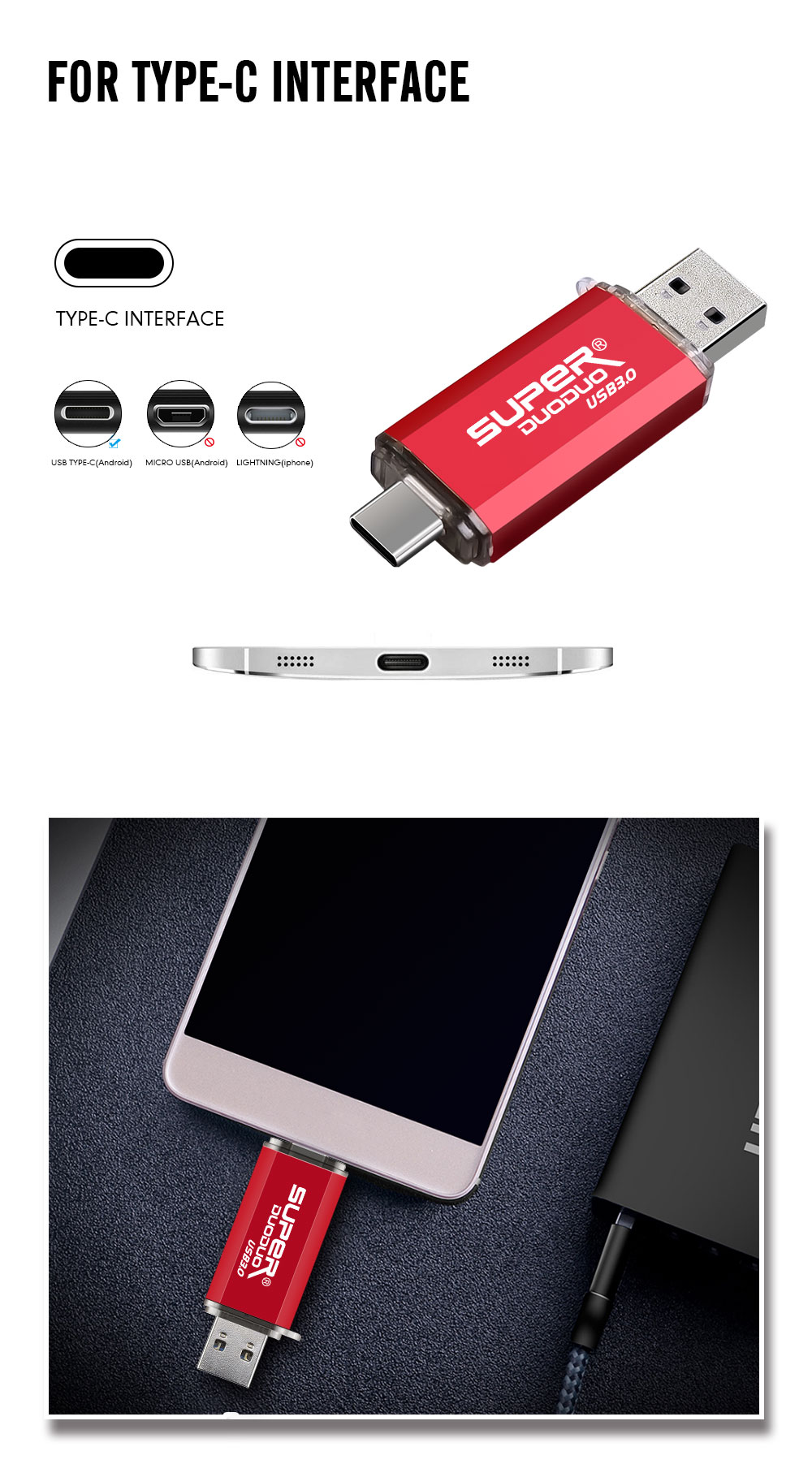 Detail Feedback Questions About Otg Usb 30 Flash Drive 32gb The Most Commonly Used Device Is Please Do Not Format Your Frequently Otherwise Will Be Damaged Easily