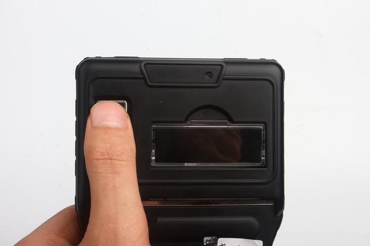 Globalna funkcija Ugradbeni UHF RFID 2D skener barkodova, otisak - Industrijska računala i pribor - Foto 2