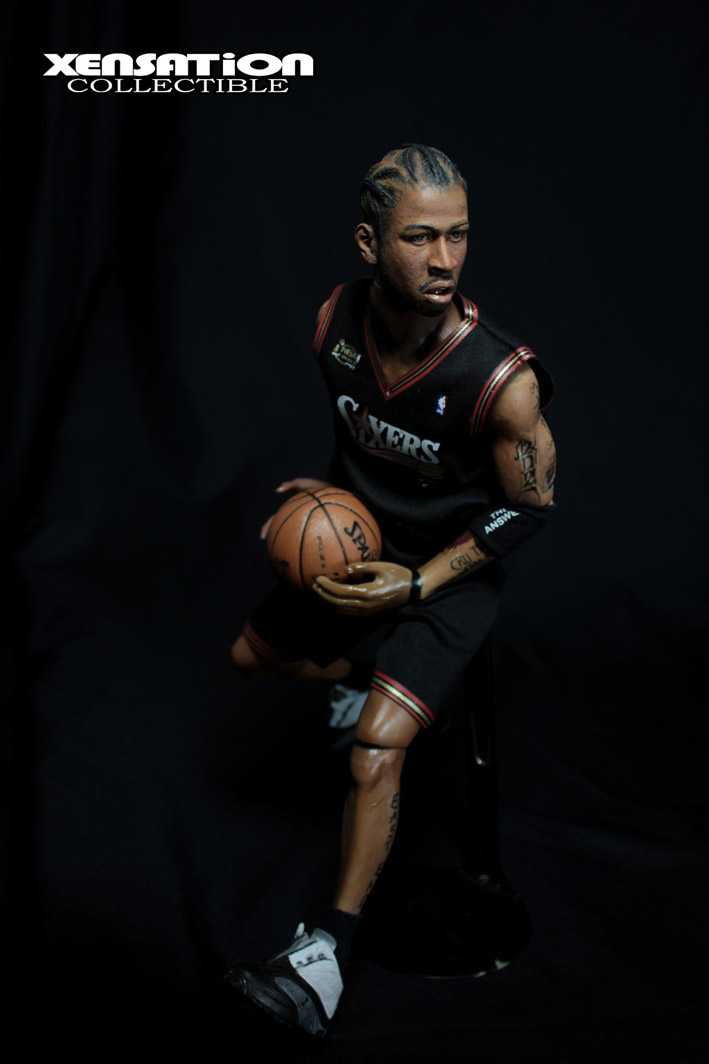 1 6 scale figure doll jurney to the west monkey king with 2 heads 12 action figures doll collectible figure model toy gift 1/6 scale Super Flexible doll The Answer Allen Iverson with 2 heads 12 action figures doll Collectible figure Plastic Model Toy