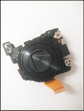 FREE SHIPPING Camera Lens Zoom Repair Part For SONY DSC W110 W110 Digital Camera Color Black