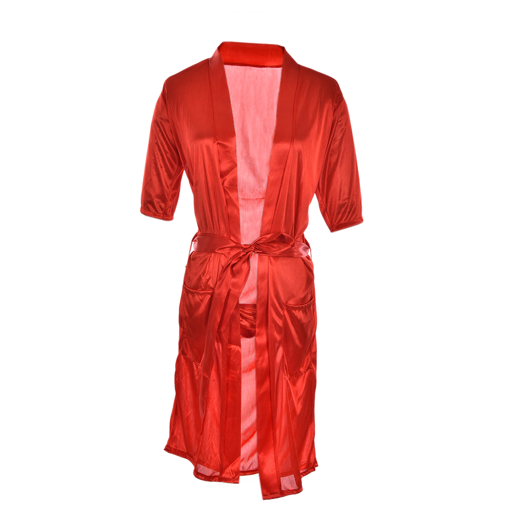 red flag women robes