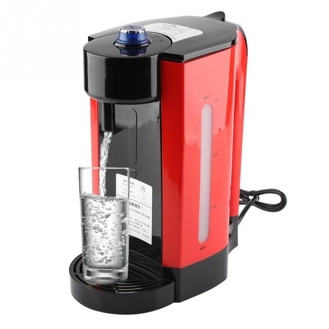 1500w 3l Electric Kettle Water Vitek Boiler Warmer Instant Heating Dispenser Waterkoker Kitchen Liance