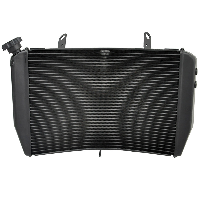 Image 2 - LOPOR Motorcycle Parts Aluminium Cooling  Cooler Radiator For YAMAHA YZFR1 YZF R1 2004 2005 2006 YZF R1 04 05 06 YZF1000 NEWEngine Cooling & Accessories   -