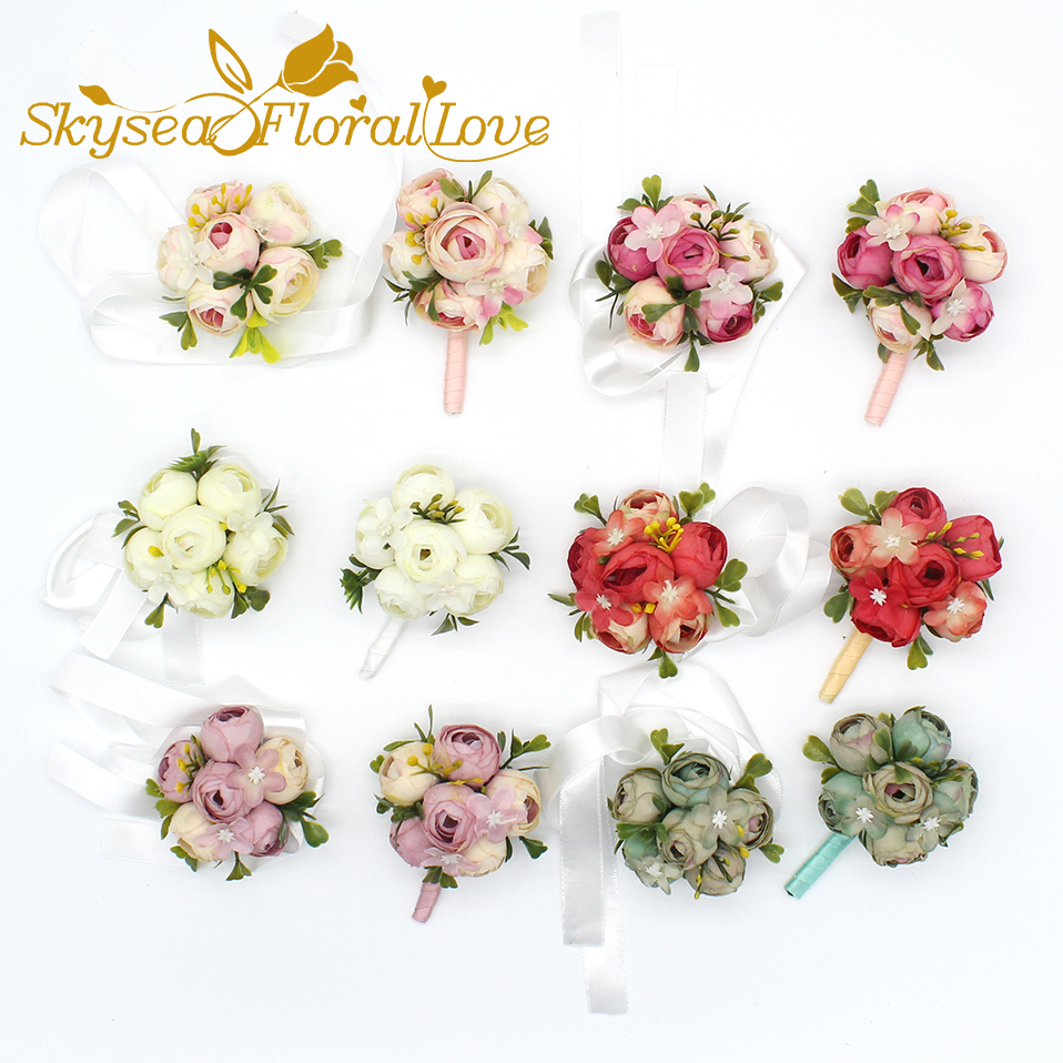 915c7a1f386d3 top 10 largest wedding boutonnieres silk ideas and get free shipping ...
