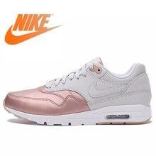 new style 31f05 42388 Original oficial NIKE WMNS AIR MAX 1 ULTRA SE À Prova D Água Running Shoes