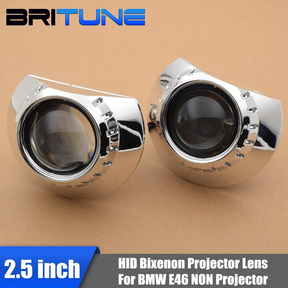 Fits For BMW E46 M3 ZKW/AL 2.5'' HID Bi xenon Projector ...
