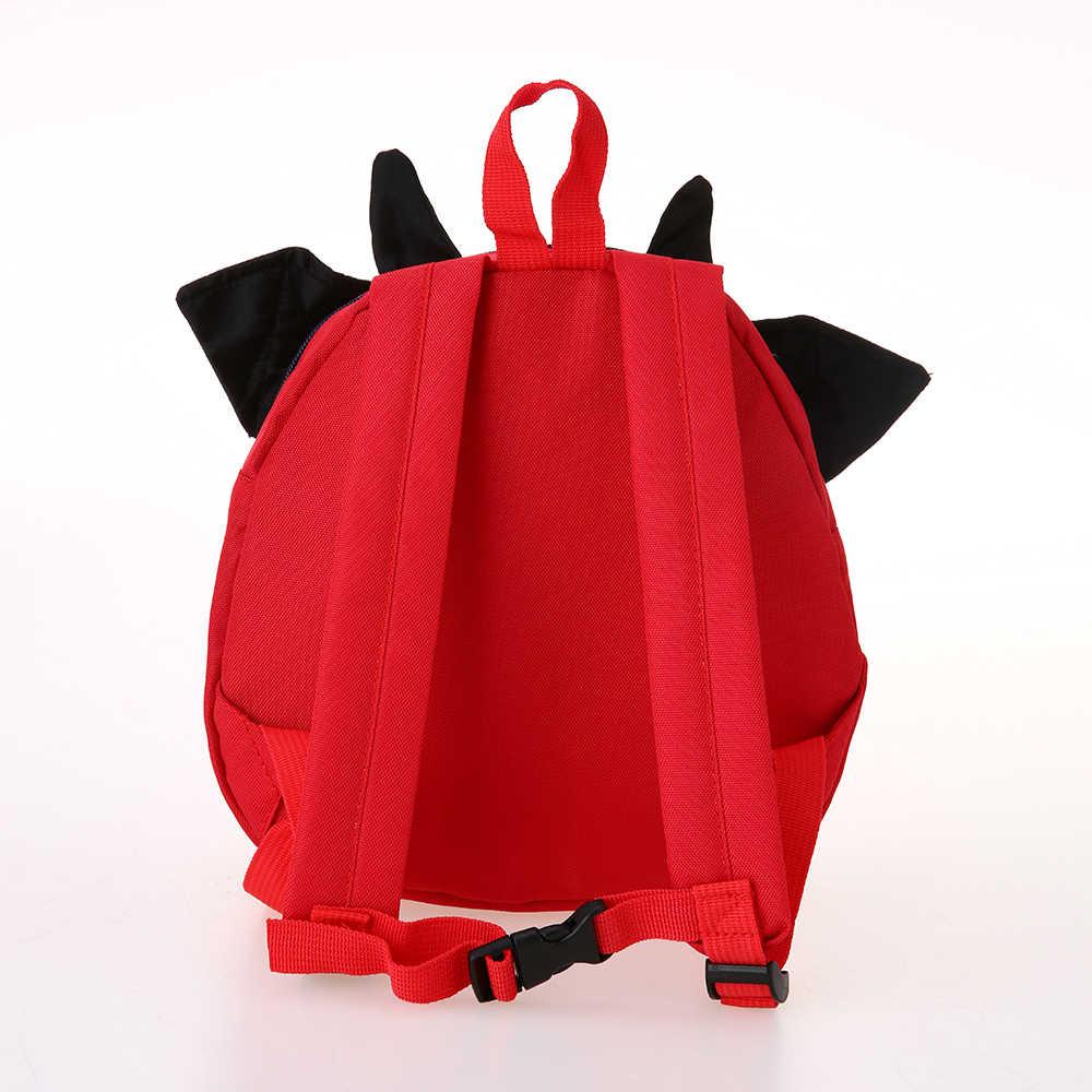 Saco de Lona dos miúdos Brinquedos Mochila Anti-lost Cinto Bonito Mochilas para 1-3 Anos de Idade As Crianças do jardim de Infância Brinquedos