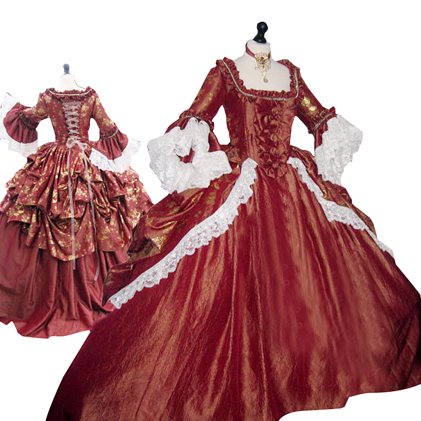 Aliexpress Com Buy Top Sale Gothic Rococo Marie