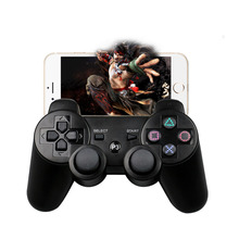 Wireless Bluetooth Dual Vibration Game Controller For Playstation 3 Control Gamepad Joystick For Sony PS3