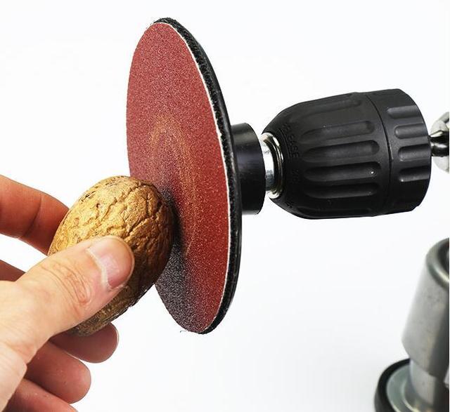 20Pcs 7inch 180MM GRIT 120 Sander Disc Sanding Polishing Pad Sandpaper SMB 99916321 G120