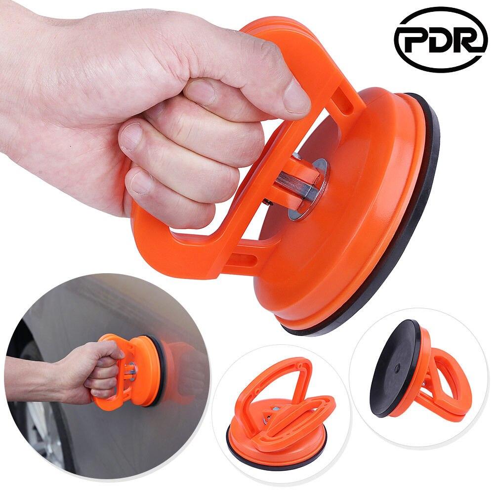 Super Strumenti A Dent PDR Ammaccature Dell'automobile di Rimozione di Riparazione Dent Puller Arancione Sola Mano Puller Auto Repair Tool Set