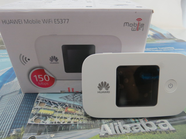 все цены на Huawei E5377 4G LTE Router 4G 150M LTE Poket WiFi Unlocked Free Shipping онлайн