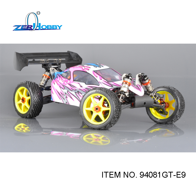 HSP RACING RC CAR 1/8 HIGH POWER ELECTRIC BRUSHLESS ADVANCED BUGGY CAR COMPLETE RTR 94081GT-E9