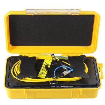 FC/UPC-FC/UPC OTDR zona muerta eliminator, fibra, fibra óptica OTDR Cable inicio 500 m SM 1310/1550nm