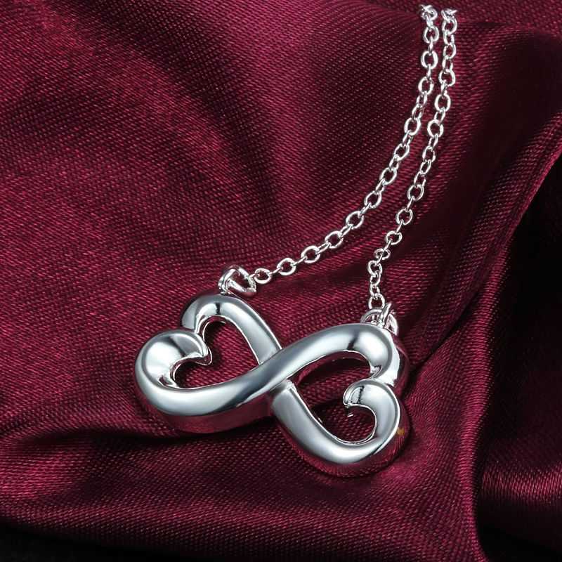 The Infinity Heart Necklace 2